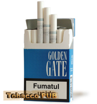 Golden Gate Blue Cigarettes