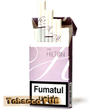 Hilton Superslims Lilac Tobacco