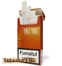 Pall Mall Amber Slims