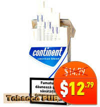 Continent Superslims Tobacco