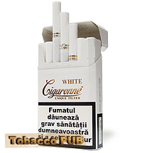 Cigaronne Exclusive Mini White