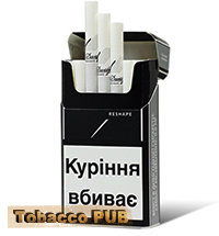 Davidoff Shape Black Tobacco