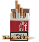 Golden Gate Red Cigarettes