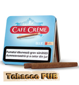 Cafe Creme Blue Tobacco
