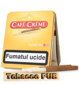 Cafe Creme Filter Tip Tobacco