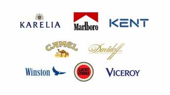 cigarettes brands