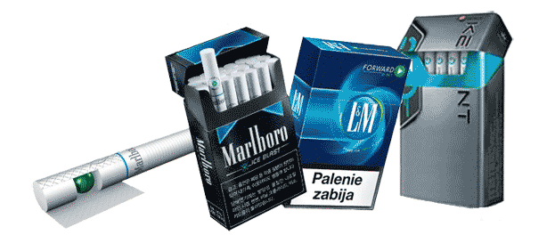 Convertible Cigarettes